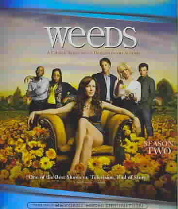 WEEDS:SEASON 2 BY WEEDS (Blu-Ray)