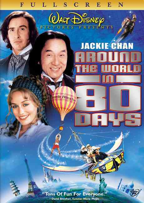 AROUND THE WORLD IN 80 DAYS BY CHAN,JACKIE (DVD)